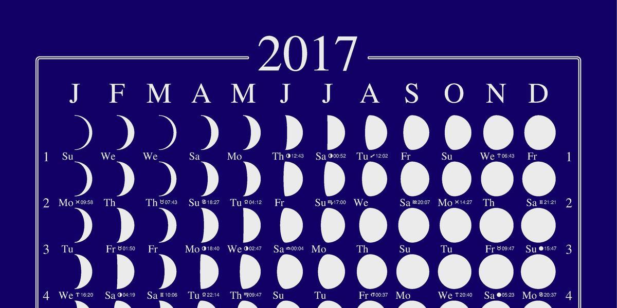 Lunar Calendar Posters